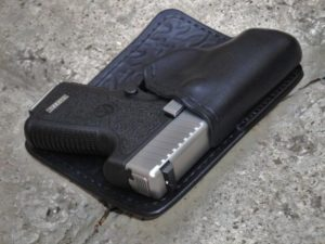 Kahr P380 and CW380 – Uncle George's Wallet Holsters